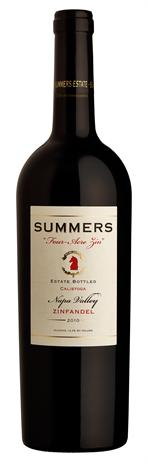 Summers Zinfandel Napa Valley Four Acre ZIn
